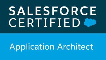 Salesforce Certified Application Architect